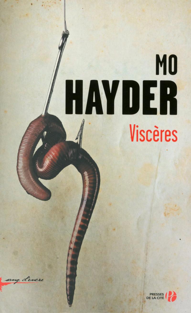 Couverture de l'ouvrage Viscères
