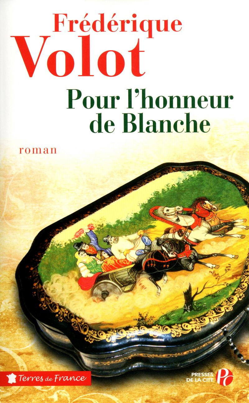 Couverture de l'ouvrage Pour l'honneur de Blanche
