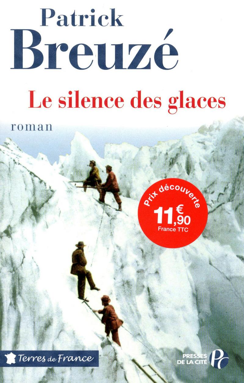 Couverture de l'ouvrage Le Silence des glaces