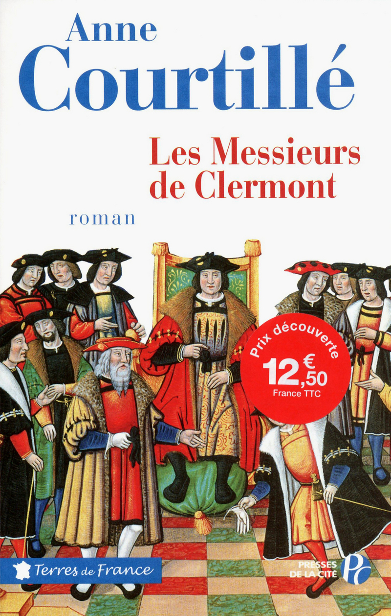 Couverture de l'ouvrage Les Messieurs de Clermont