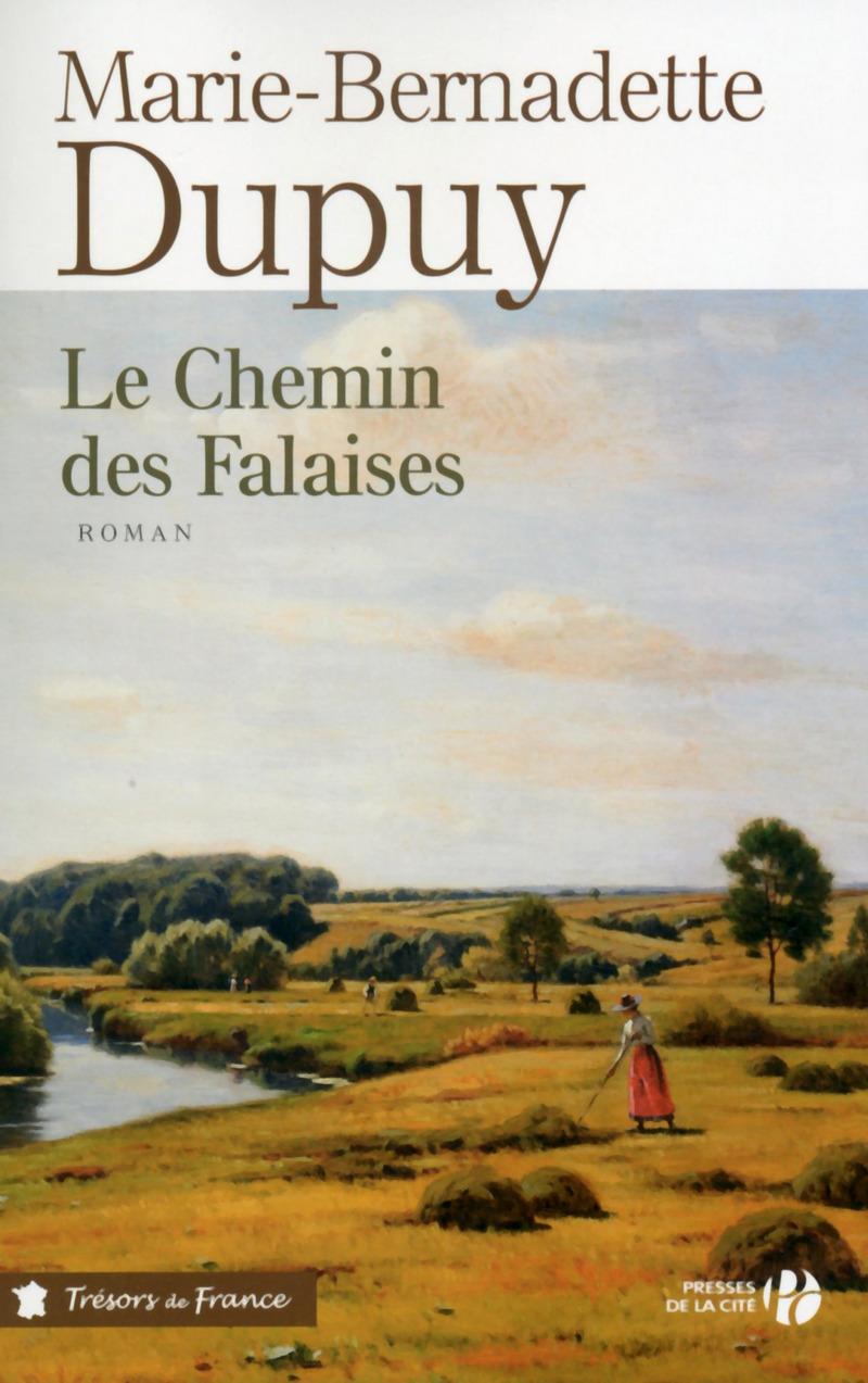 Couverture de l'ouvrage Le Chemin des falaises