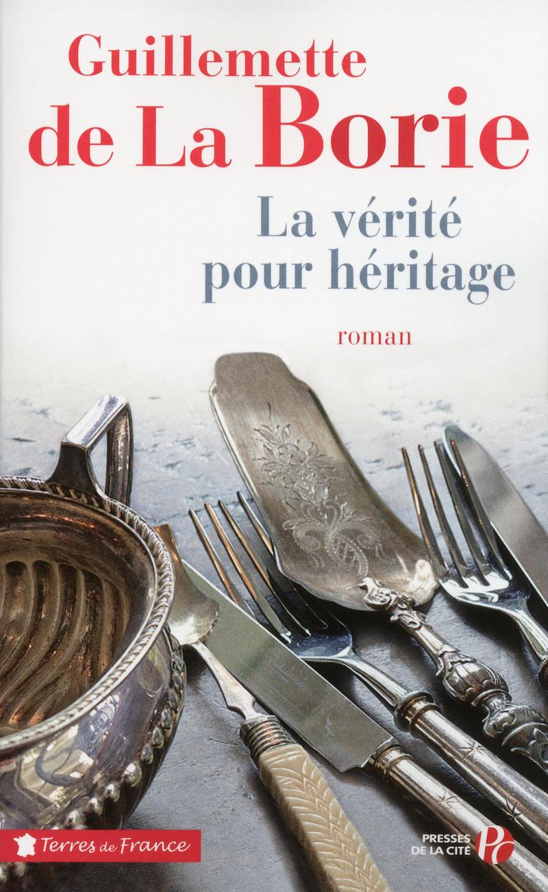Couverture de l'ouvrage La Vérité pour héritage