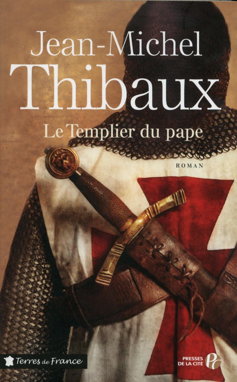 Couverture de l'ouvrage Le Templier du pape