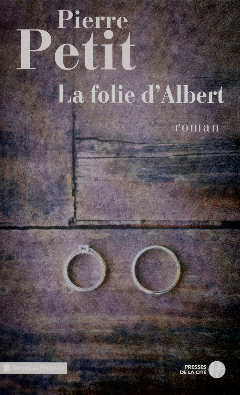 Couverture de l'ouvrage La Folie d'Albert