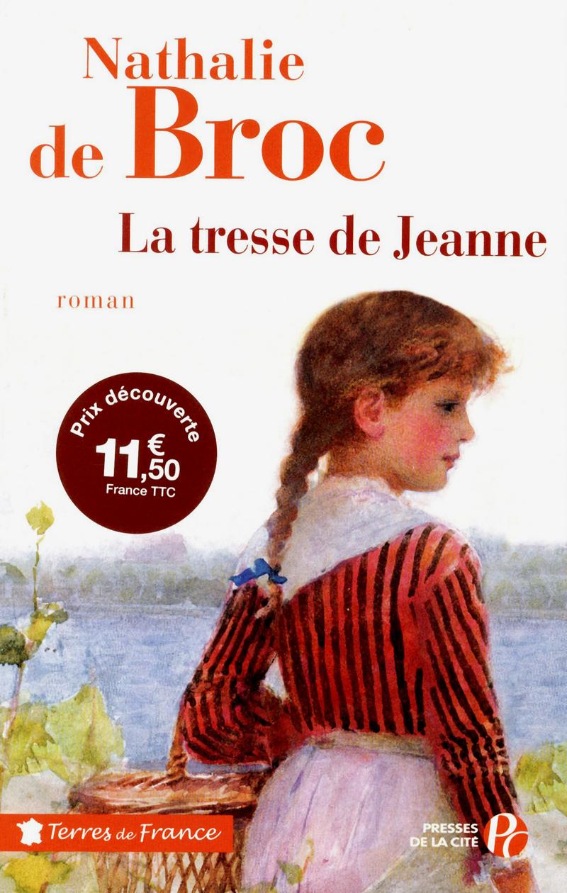 Couverture de l'ouvrage La Tresse de Jeanne