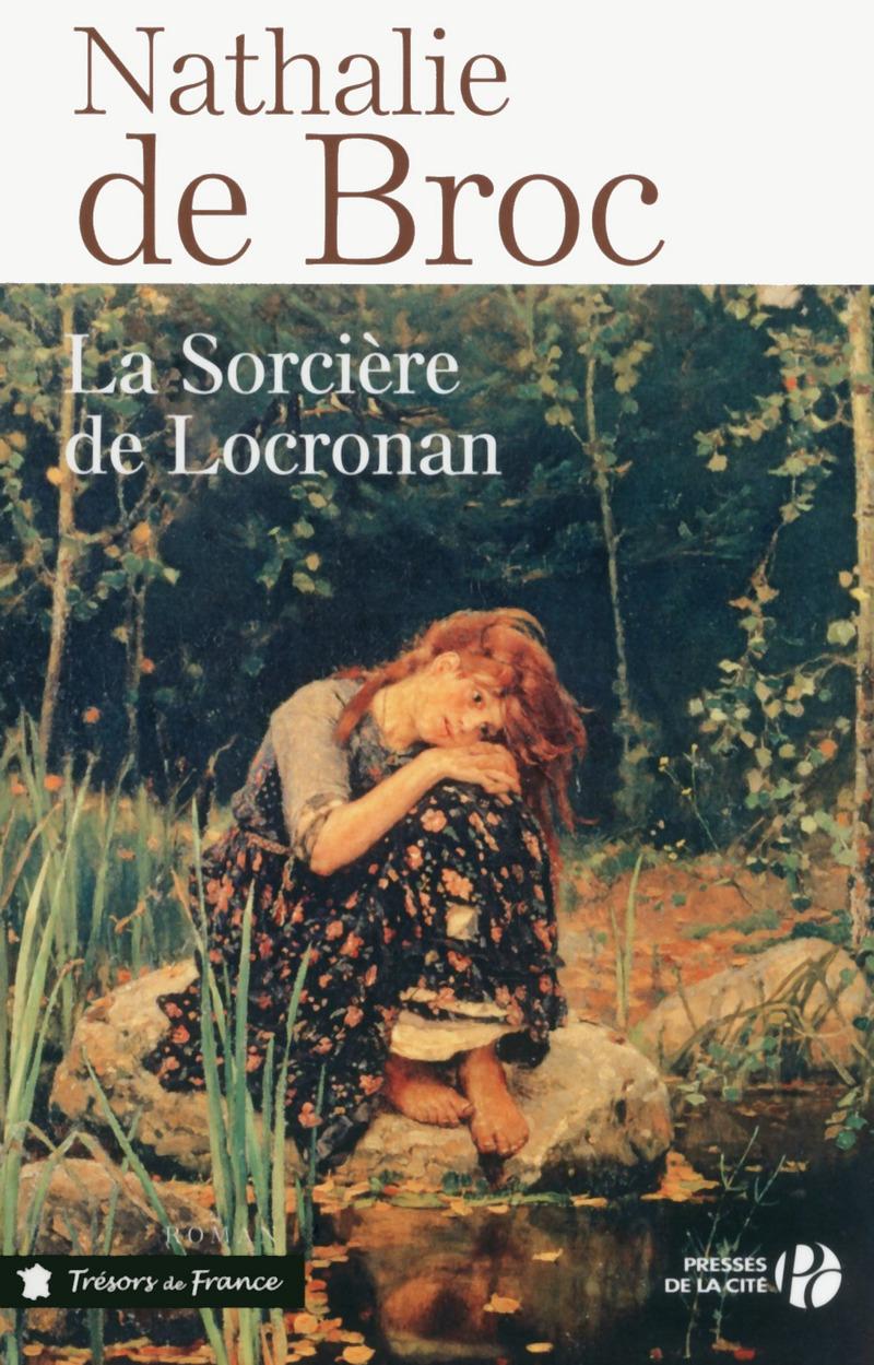 Couverture de l'ouvrage La Sorcière de Locronan