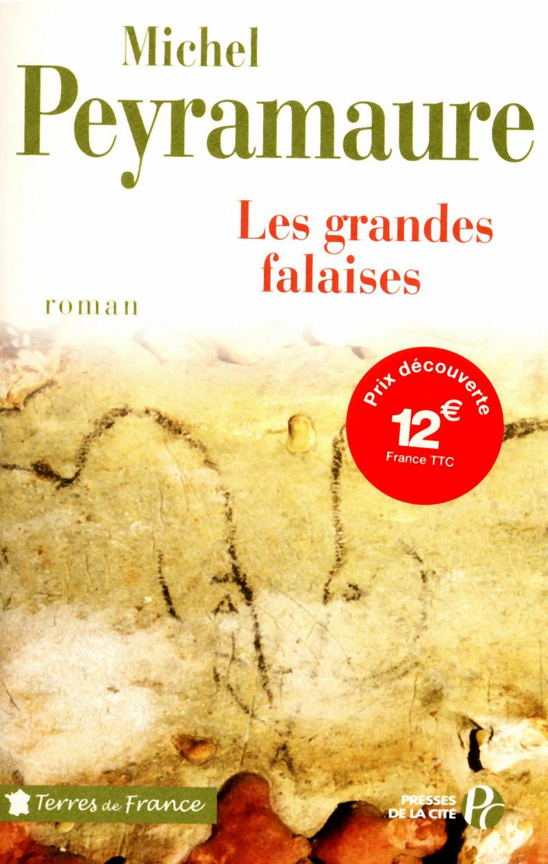 Couverture de l'ouvrage Les Grandes Falaises