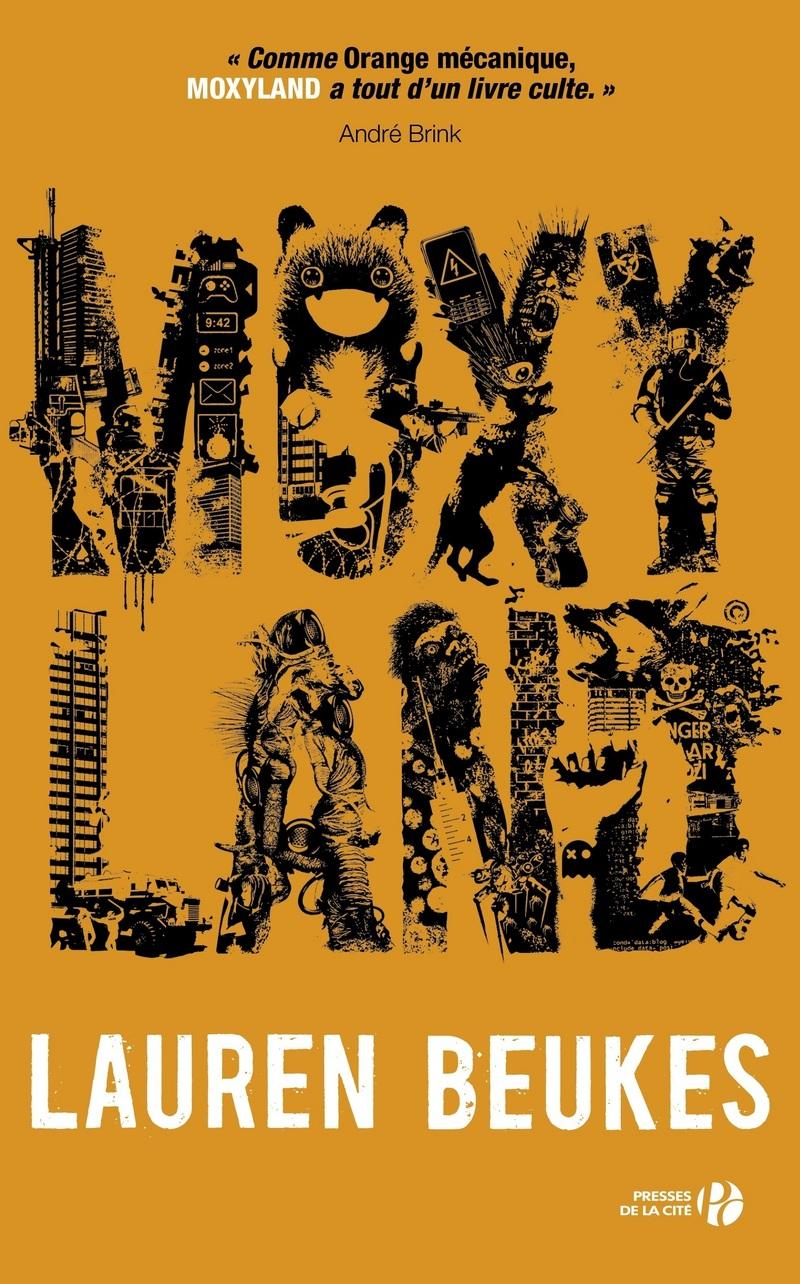 Couverture de l'ouvrage Moxyland