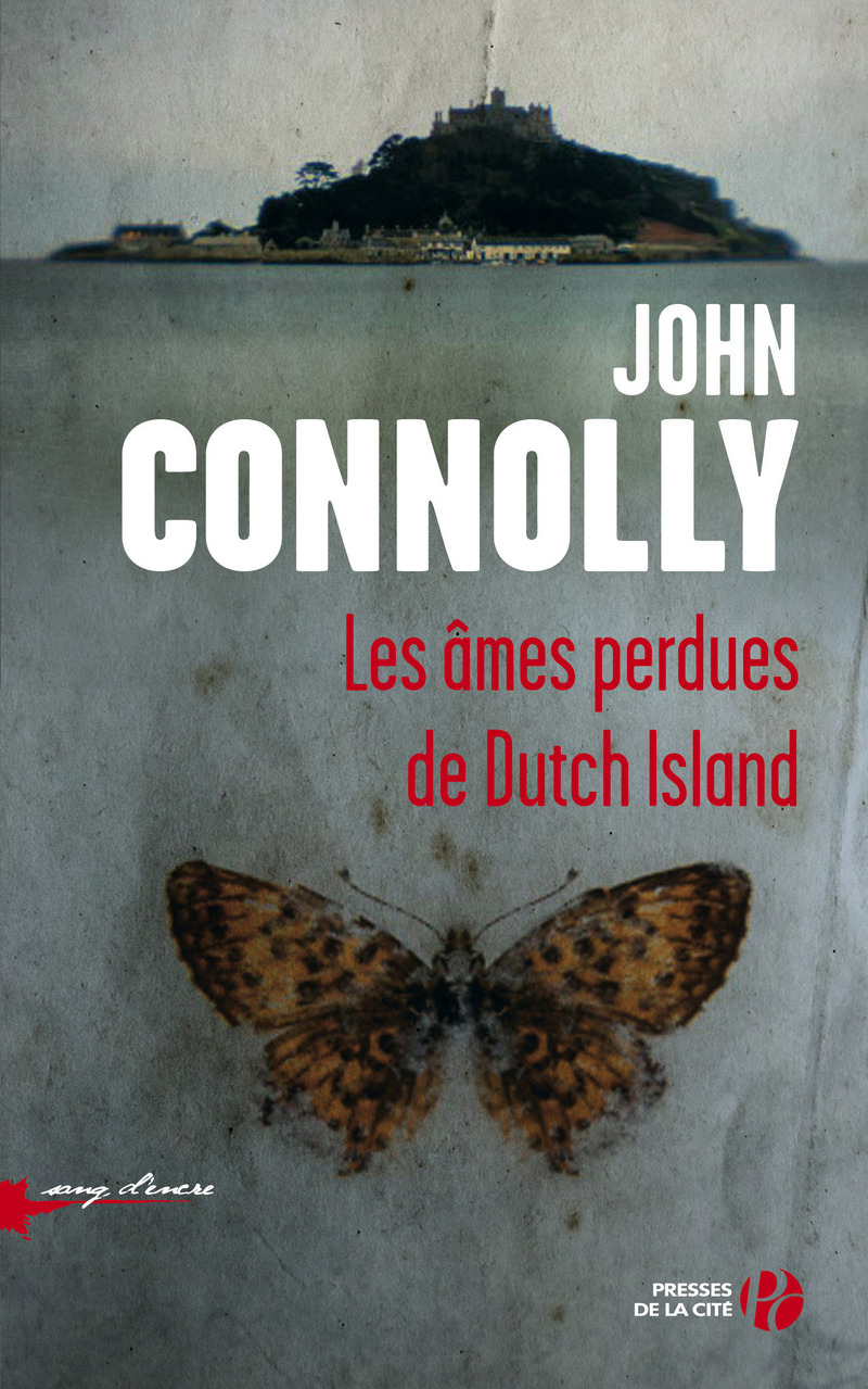 Couverture de l'ouvrage Les Âmes perdues de Dutch Island