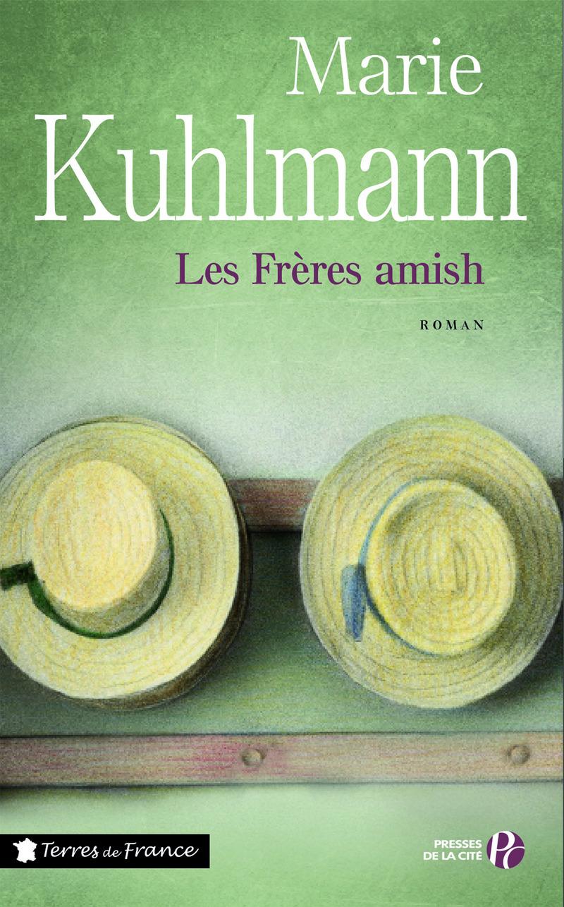 Couverture de l'ouvrage Les Frères amish