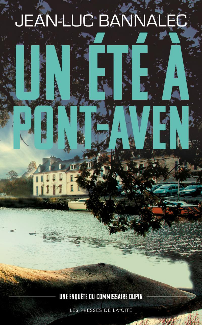 Couverture de l'ouvrage Un été à Pont-Aven