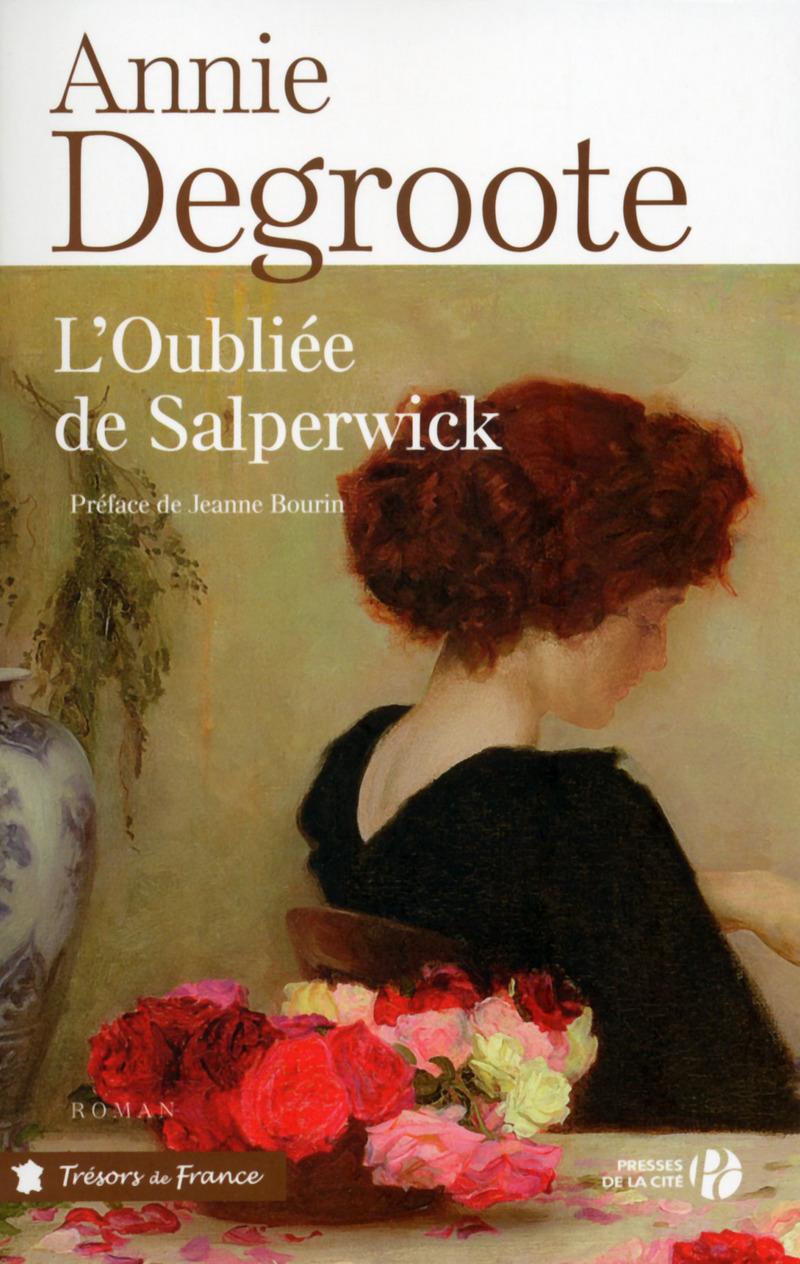 Couverture de l'ouvrage L'Oubliée de Salperwick