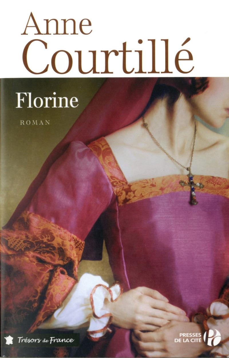 Couverture de l'ouvrage Florine (TF)