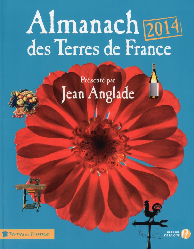 Couverture de l'ouvrage Almanach des Terres de France 2014