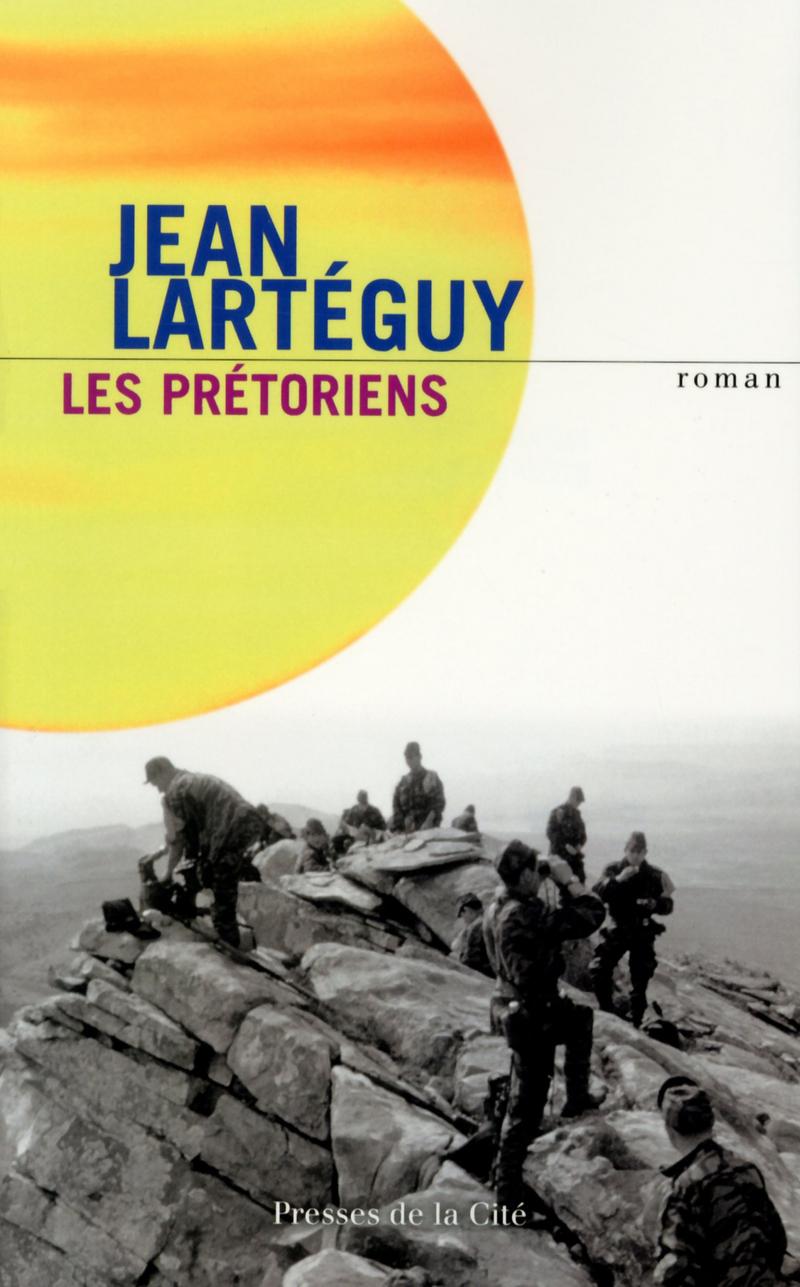 Couverture de l'ouvrage Les Prétoriens
