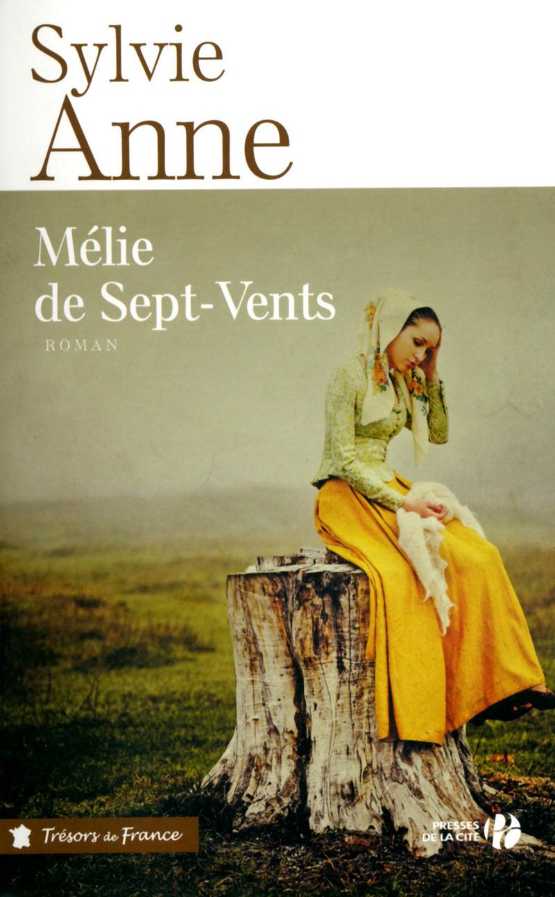 Couverture de l'ouvrage Mélie de Sept-Vents