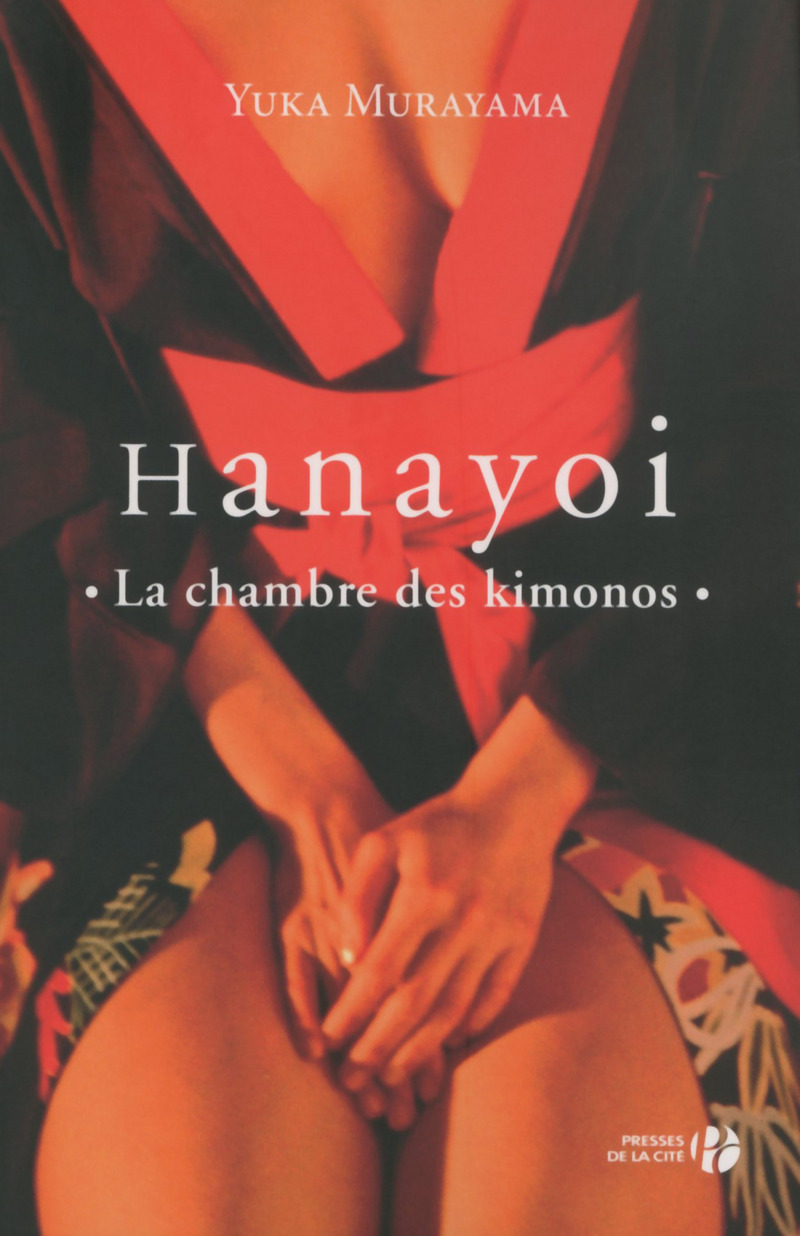 Couverture de l'ouvrage Hanayoi - la chambre des kimonos