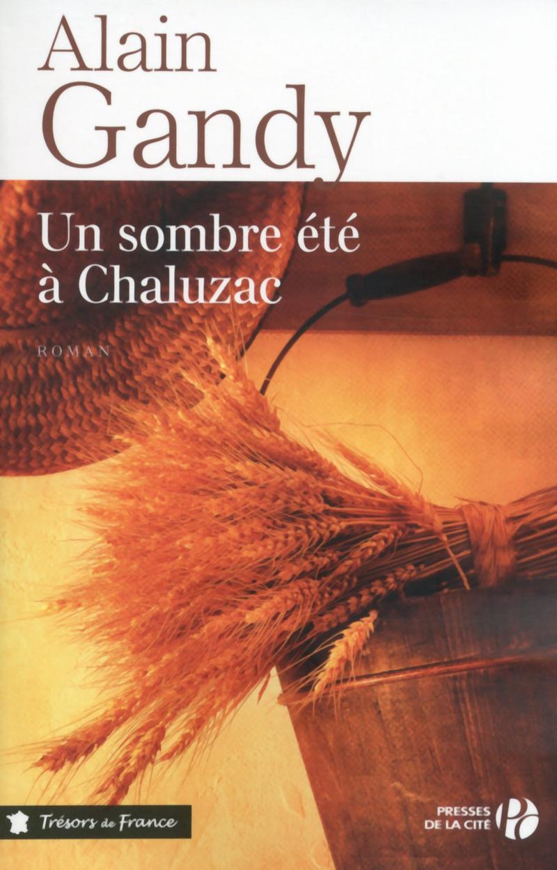 Couverture de l'ouvrage Un sombre été à Chaluzac