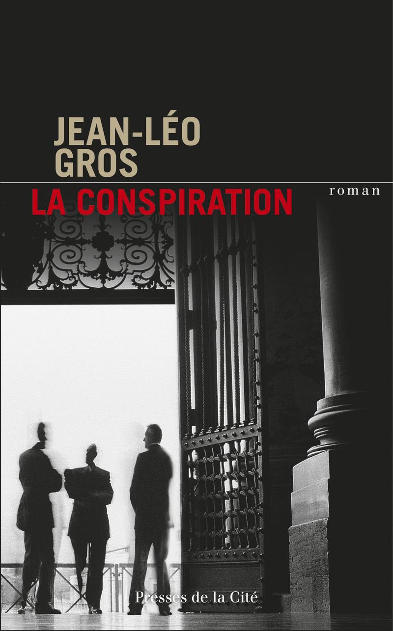 Couverture du livre La Conspiration