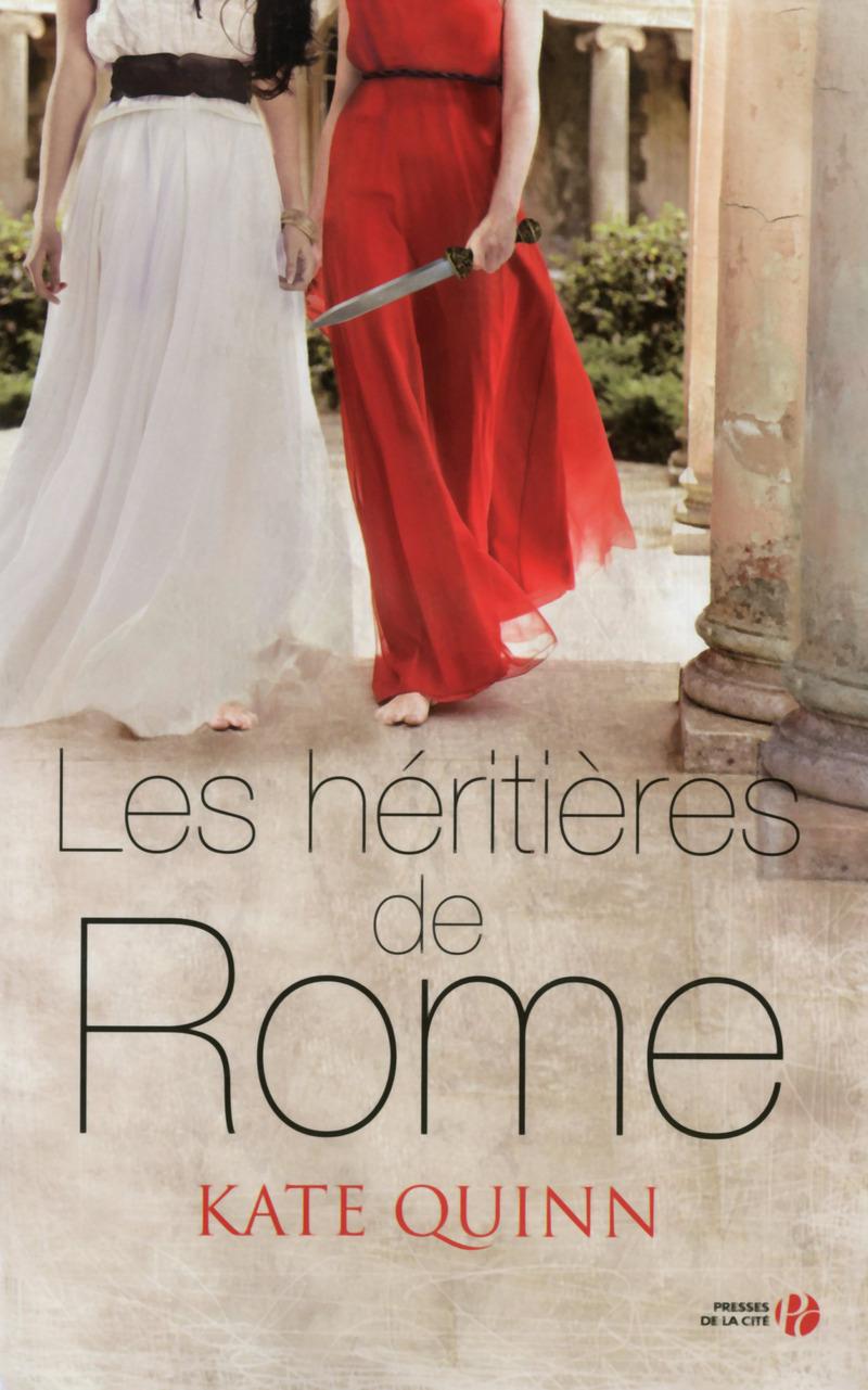 Couverture de l'ouvrage Les Héritières de Rome