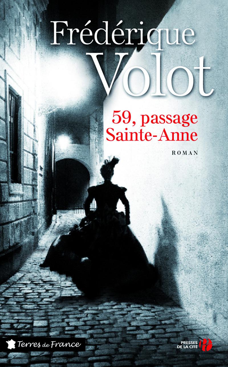 Couverture de l'ouvrage 59, passage Sainte-Anne