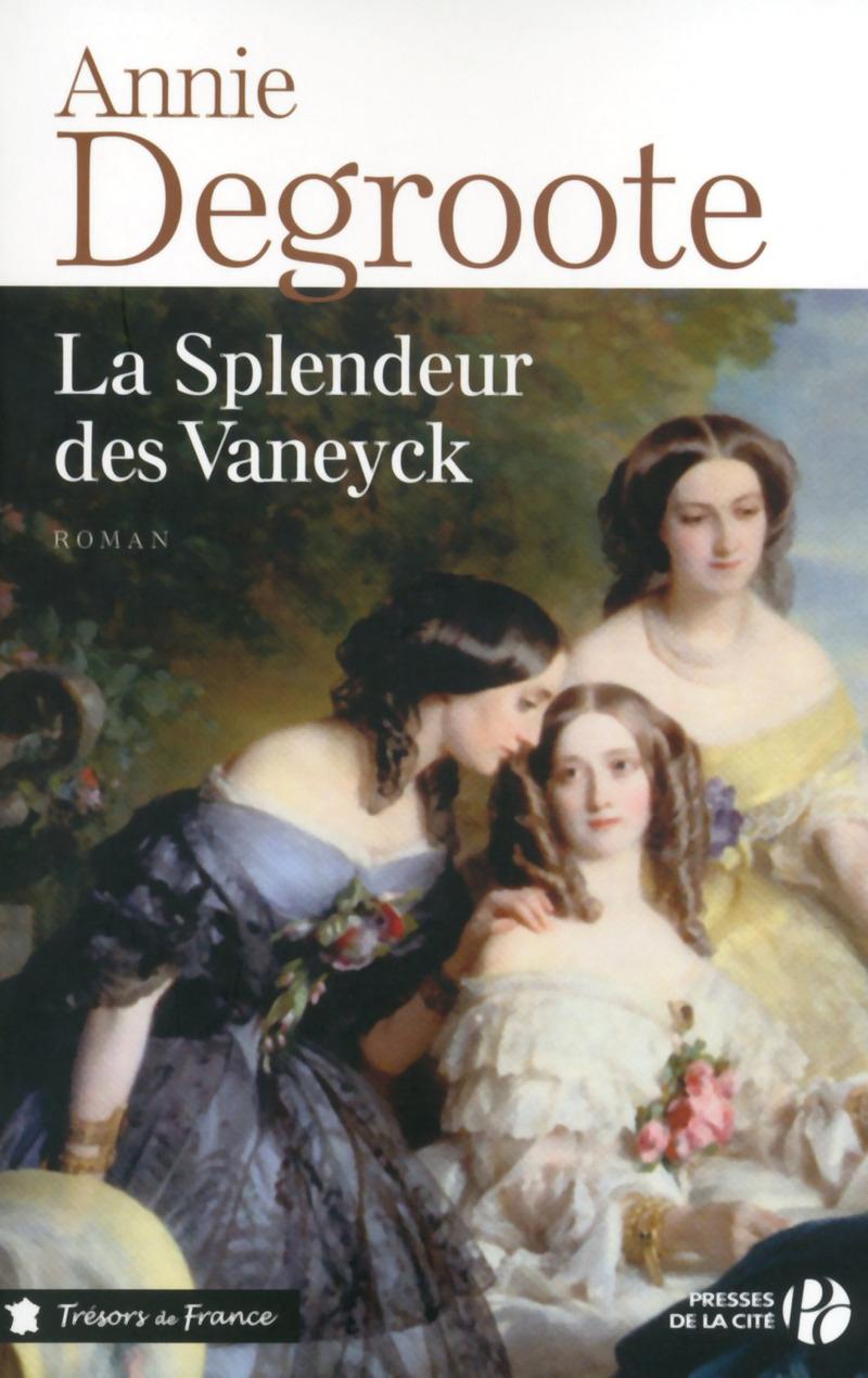Couverture de l'ouvrage La Splendeur des Vaneyck