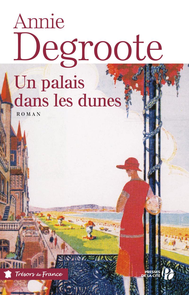 Couverture de l'ouvrage Un palais dans les dunes