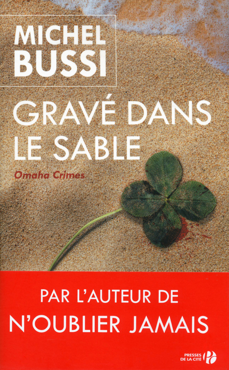 Image de l'article Gravé dans le sable - Michel Bussi