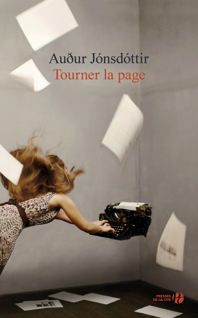 Couverture du livre Tourner la page