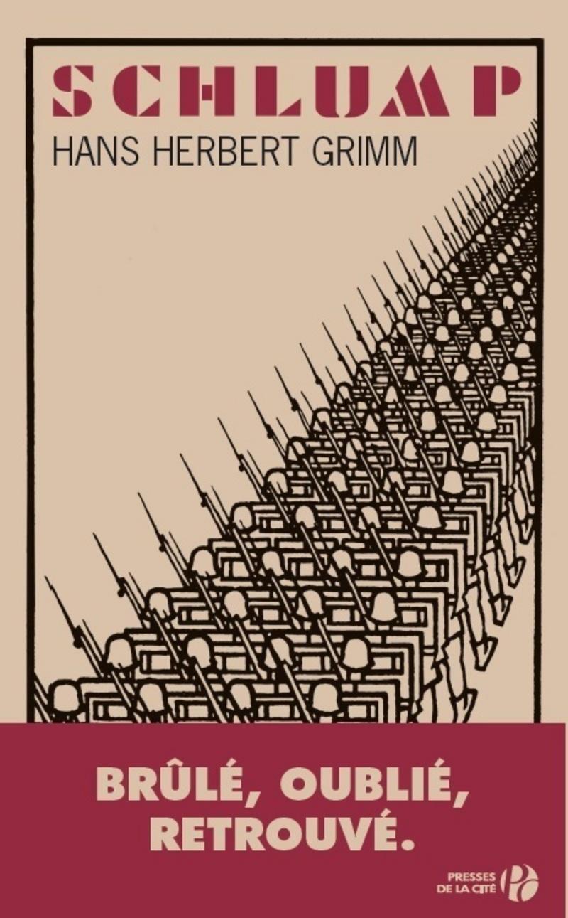 Couverture du livre Schlump