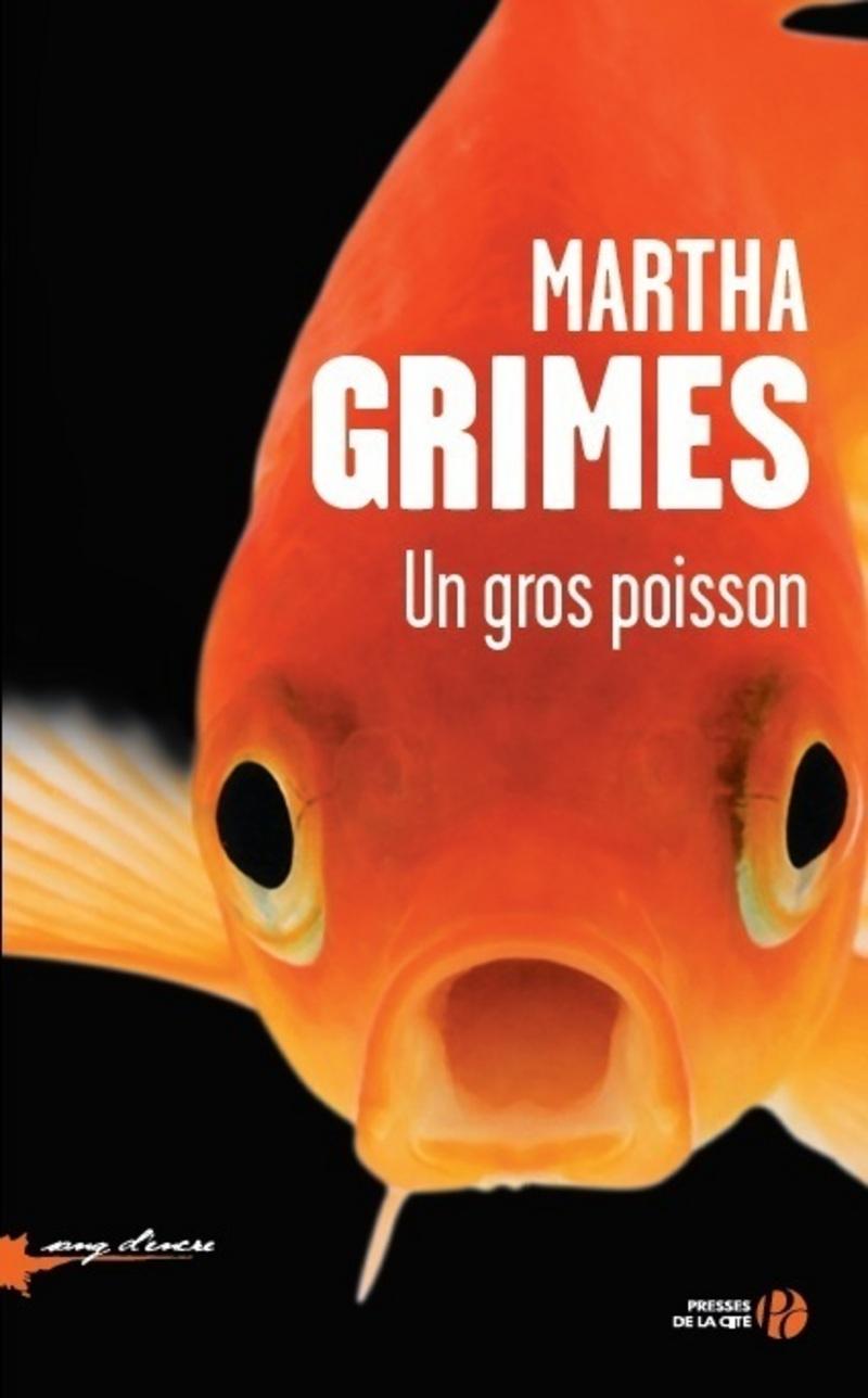 Couverture de l'ouvrage Un gros poisson