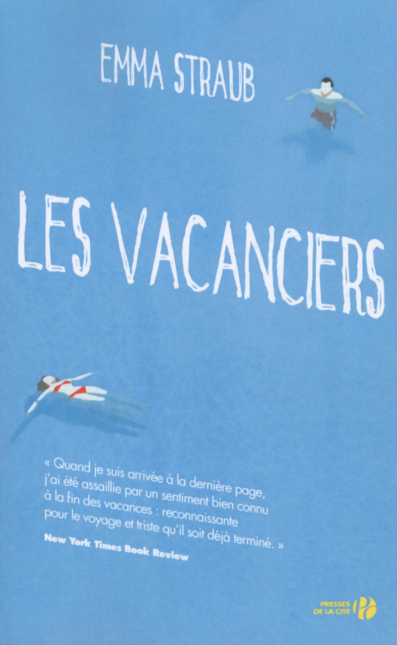 Couverture de l'ouvrage Les Vacanciers