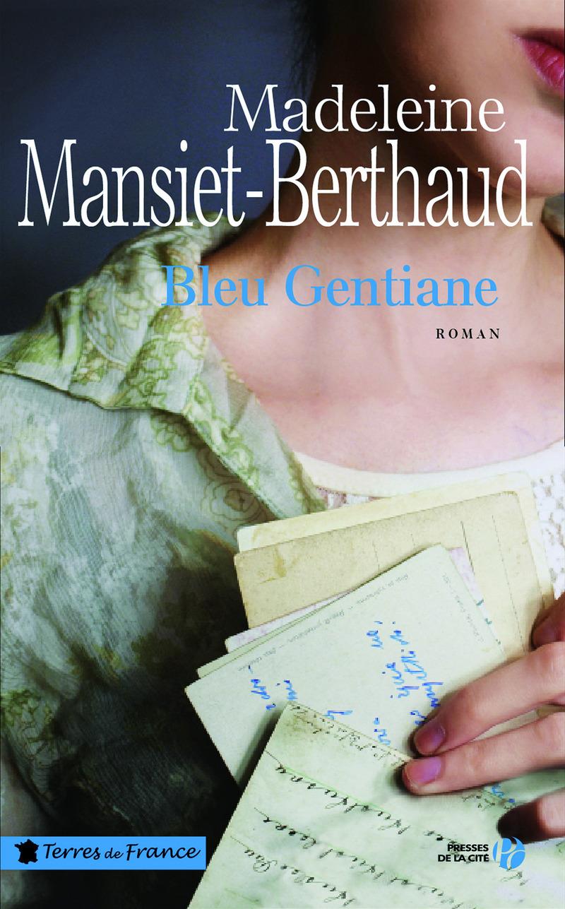 Couverture de l'ouvrage Bleu Gentiane