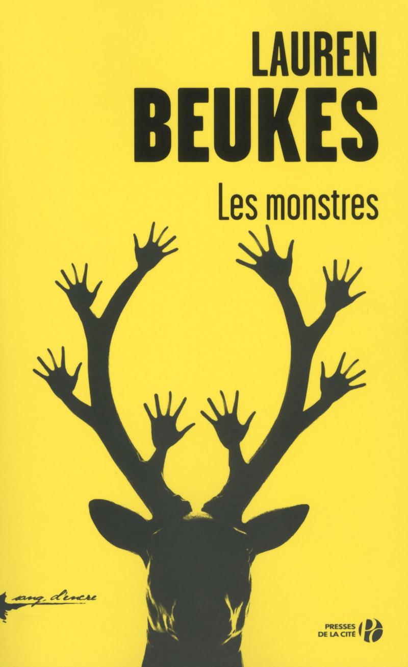 Couverture de l'ouvrage Les Monstres