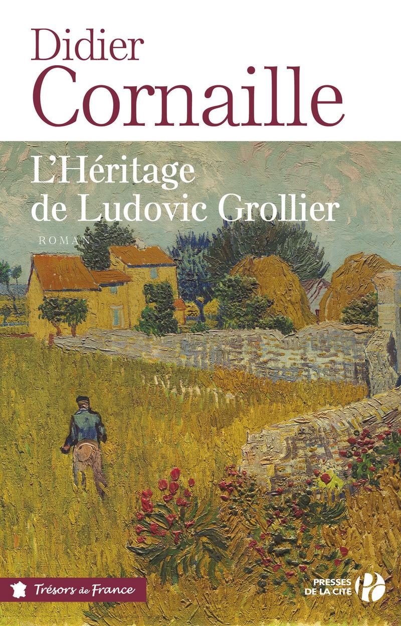 Couverture de l'ouvrage L'Héritage de Ludovic Grollier