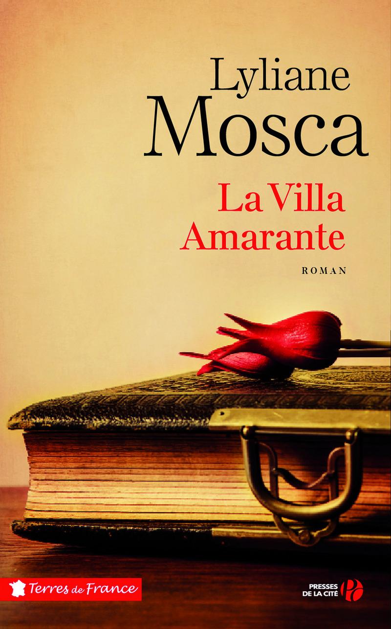 Couverture de l'ouvrage La Villa Amarante