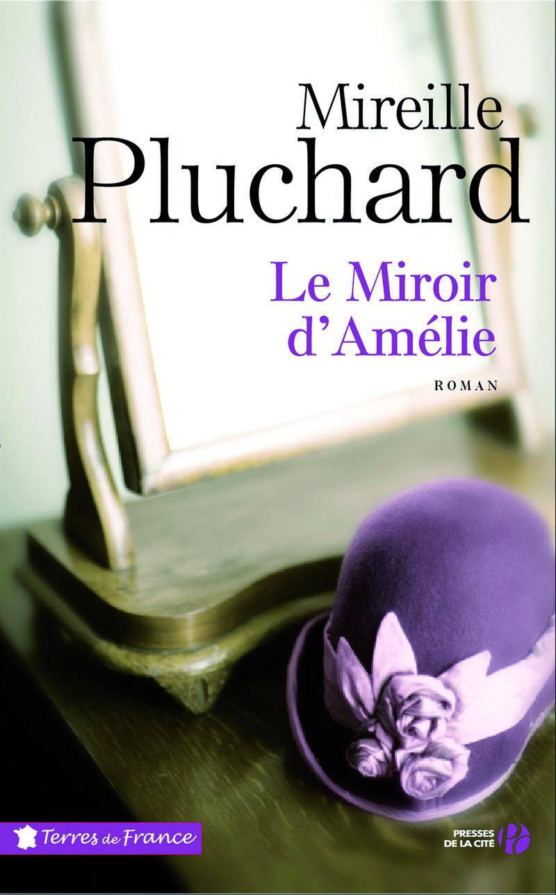 Couverture de l'ouvrage Le Miroir d'Amélie