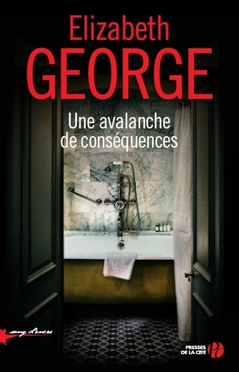 Image de l'article Avis Libraire Murani, Une avalanche de conséquences - Elizabeth George