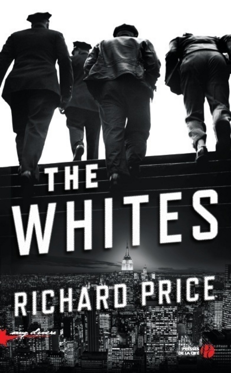 Couverture du livre The Whites