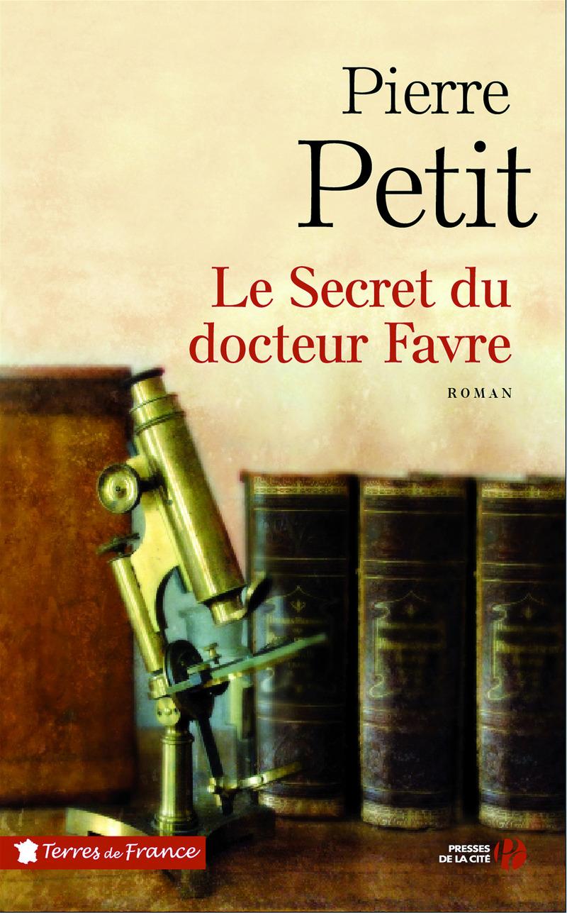Couverture du livre Le Secret du docteur Favre