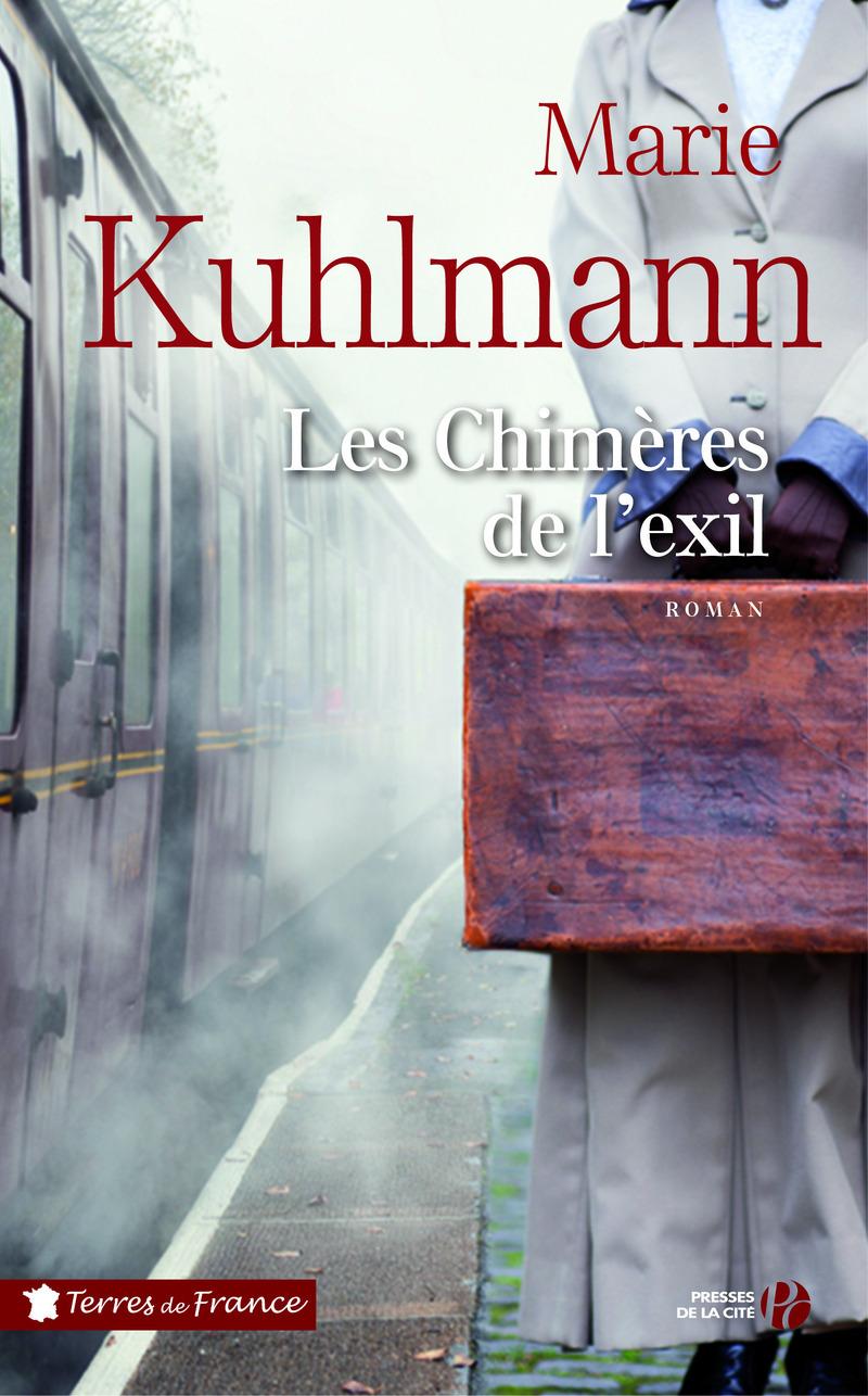 Couverture du livre Les Chimères de l'exil