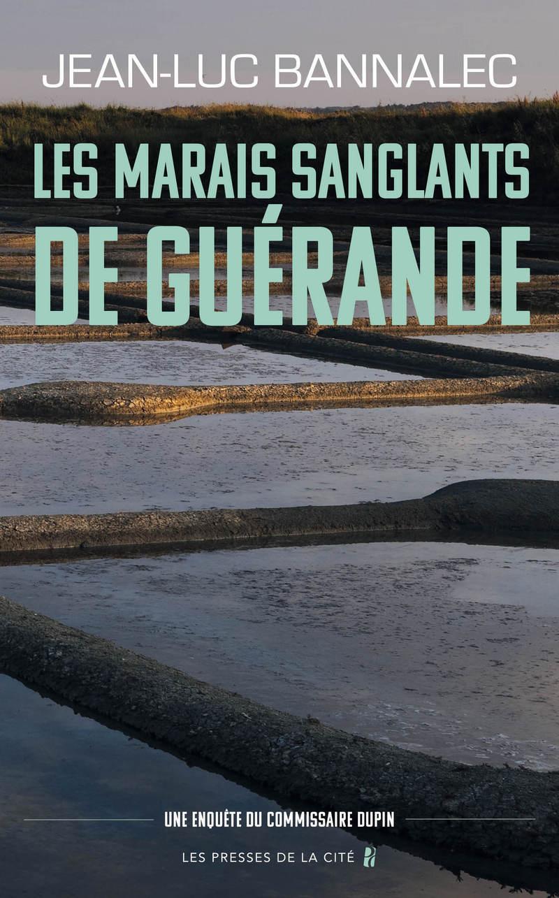 Couverture du livre Les Marais sanglants de Guérande