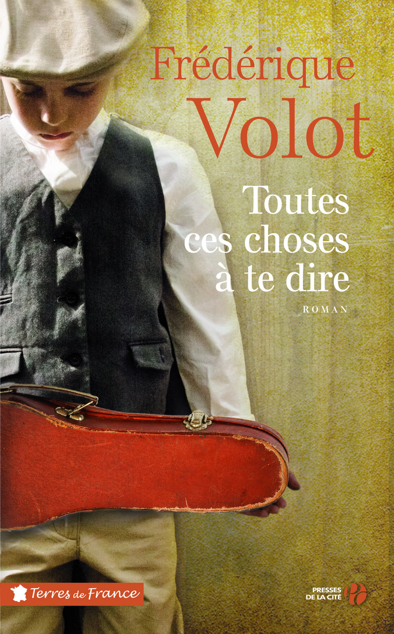 Image de l'article Entretien avec Frédérique Volot autour de son dernier roman