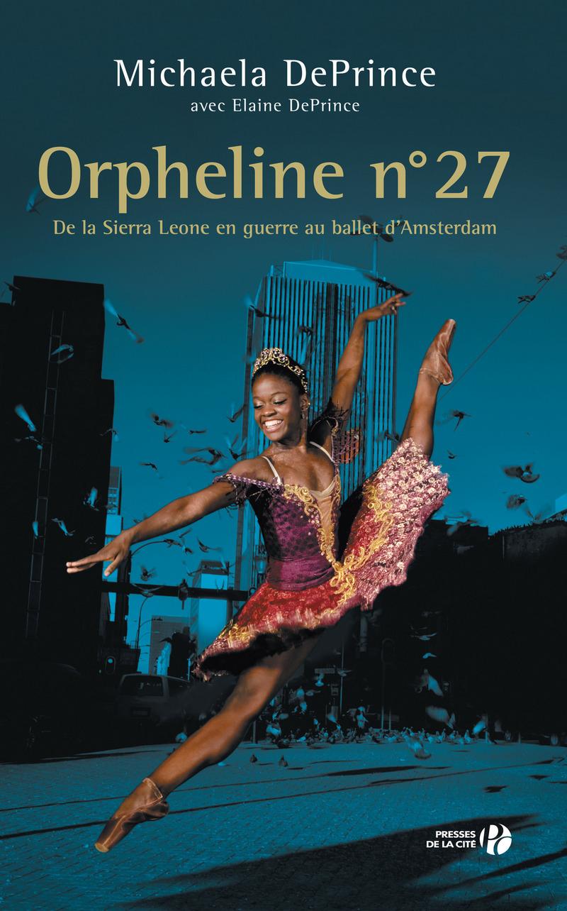 Couverture de l'ouvrage Orpheline n°27
