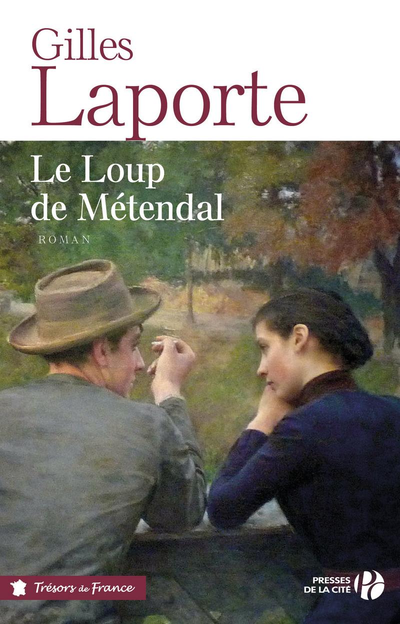 Couverture de l'ouvrage Le Loup de Métendal
