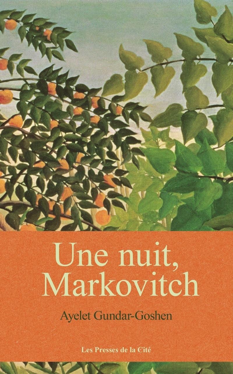 Couverture de l'ouvrage Une nuit, Markovitch