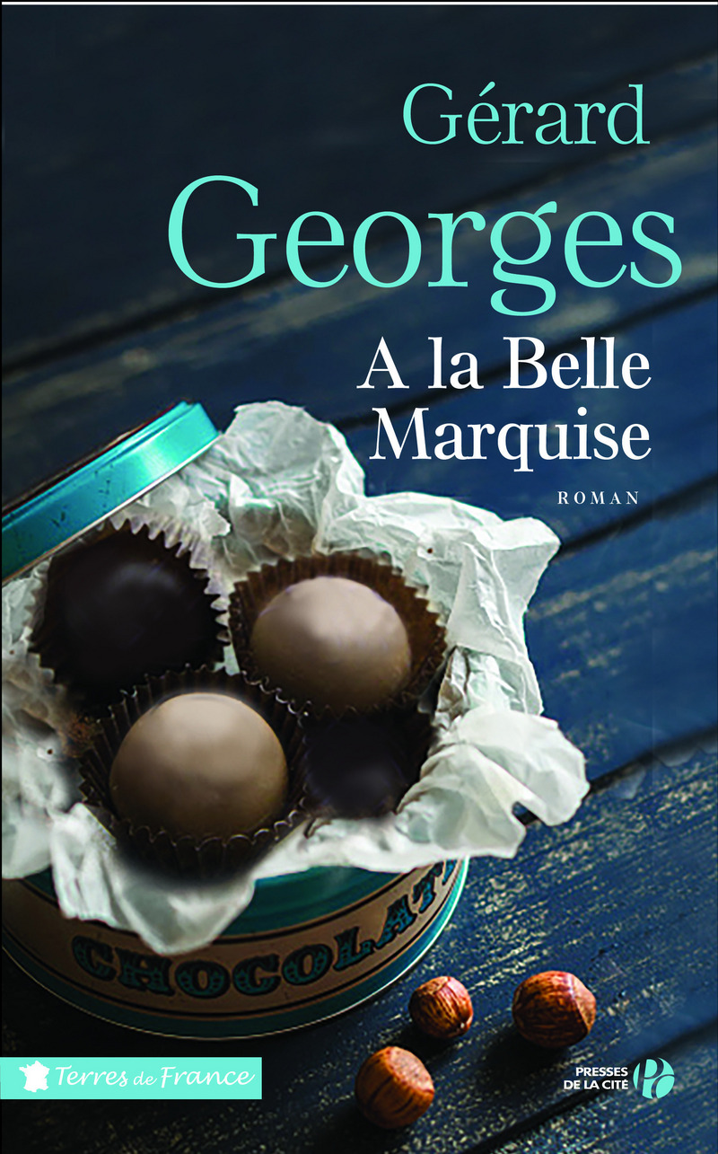 Couverture du livre A la belle marquise