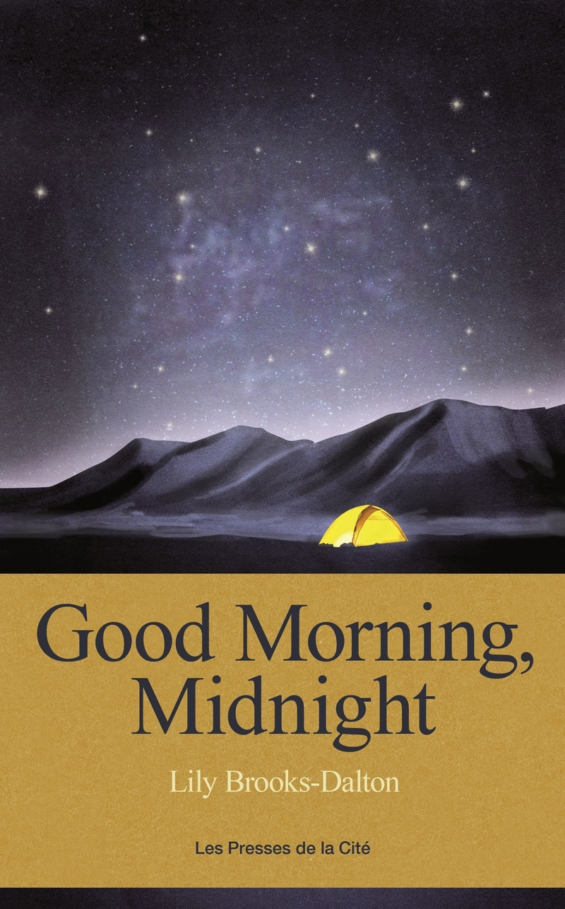 Couverture du livre Good Morning, Midnight