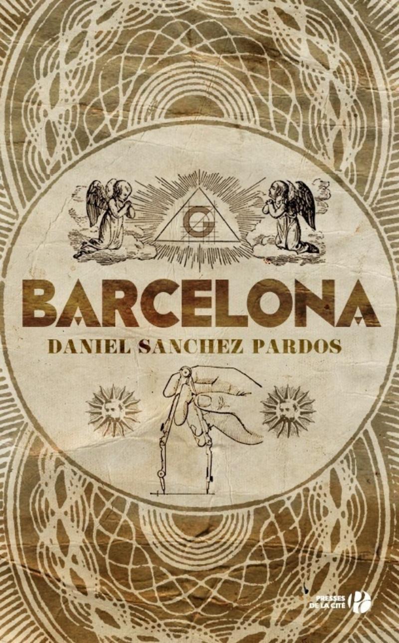 Couverture du livre Barcelona