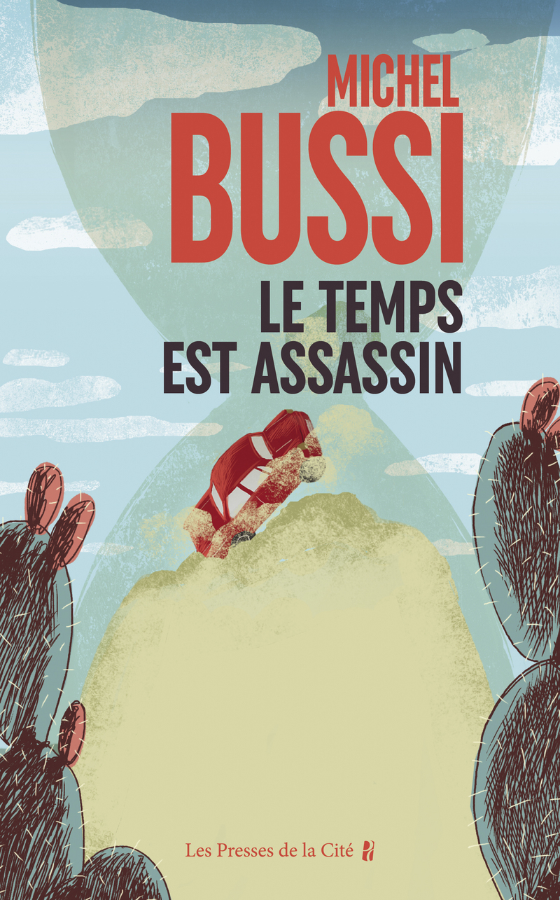 Image de l'article Michel Bussi de passage à